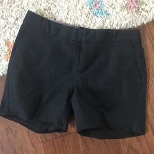 Banana Republic Outlet Black Shorts